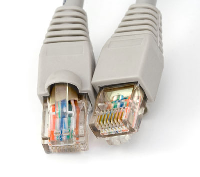 Image of ethernet cables